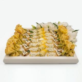 سینی نان و پنیر سفره عقد (41 عددی)