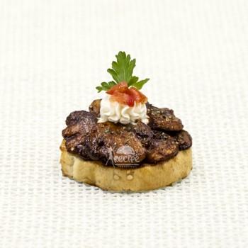 بروسکتا قارچ آسیایی (10 عددی)