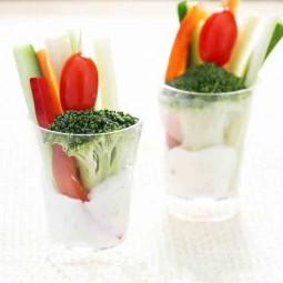 شات اسپرینگ رول سبزیجات 10 عددی