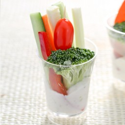 شات سبزیجات (30 عددی)