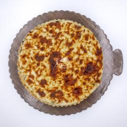 کیش اسفناج و پنیر