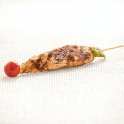 مرغ گریل شده چوبی (10 عددی)