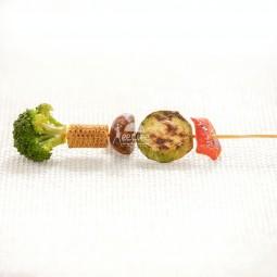 سبزیجات چوبی (10 عددی)